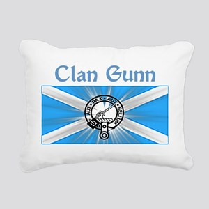 gunn-shirt-001a1a Rectangular Canvas Pillow