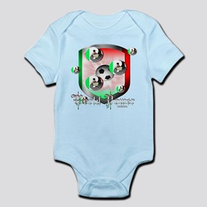 Mexican World Power Infant Bodysuit