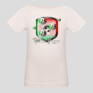 Mexican World Power Organic Baby T-Shirt