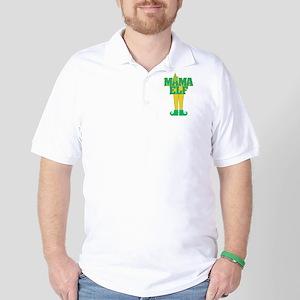Mama Elf Golf Shirt