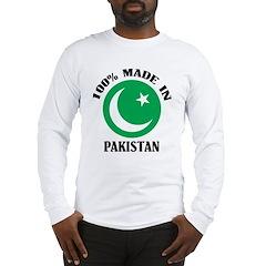 Made In Pakistan Long Sleeve T-Shirt