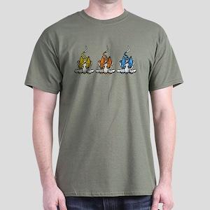 3Ib's (dark shirts) Dark T-Shirt