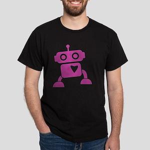 robots20 Dark T-Shirt