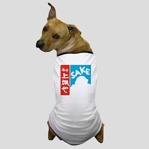 SAKE Shirt_CP Dog T-Shirt