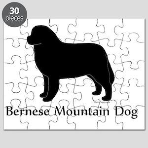 BerneseSilhouette Puzzle
