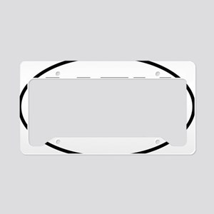 MEX - Mexico Oval License Plate Holder