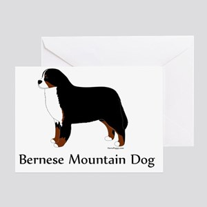 BerneseColor Greeting Card