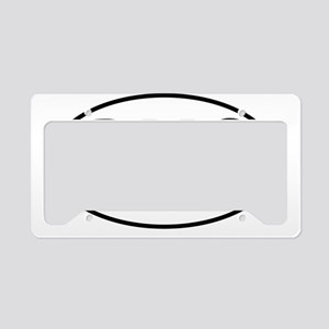 RUS - Russia Oval License Plate Holder
