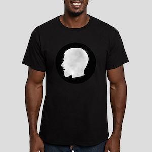 dadsymbol Men's Fitted T-Shirt (dark)