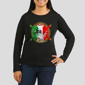 Mexican Soccer Soul Long Sleeve T-Shirt