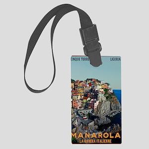 Cinque Terre - Manarola Large Luggage Tag