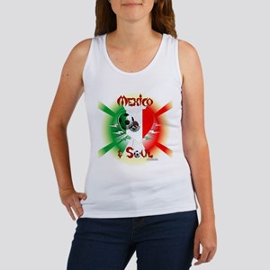 Mexican Soccer Soul Tank Top