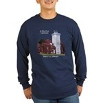 40 Mile Point Lighthouse Long Sleeve T-Shirt