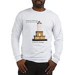 Keweenaw Waterway Lower Long Sleeve T-Shirt
