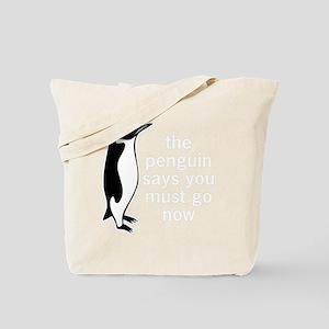 penguin3 Tote Bag