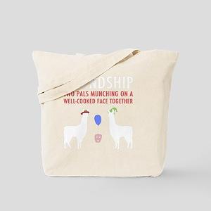 Llamas-D14r-iPad2Case Tote Bag