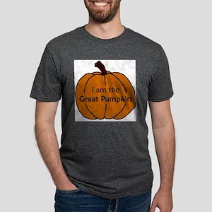 I am the Great Pumpkin Ash Grey T-Shirt