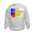 covenant child Kids Sweatshirt