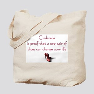 Cinderella is Proof Tote Bag