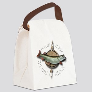 Muskie Canvas Lunch Bag