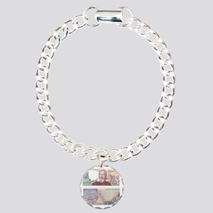 galileo12 Charm Bracelet, One Charm