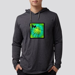 NEVER BE CONTAINED Long Sleeve T-Shirt