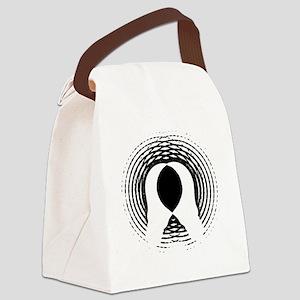 1984 - George Orwell Canvas Lunch Bag