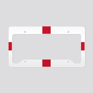 GeorgeCross License Plate Holder