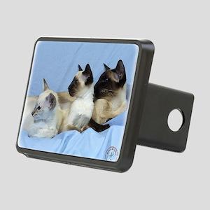 Siamese Cat 9W055D-074 Rectangular Hitch Cover