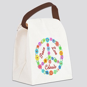 colorado Canvas Lunch Bag