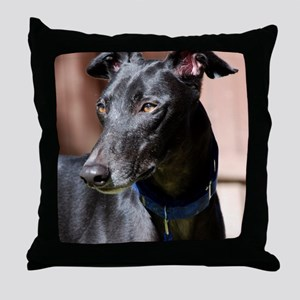 Jessie mousepad Throw Pillow