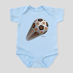 German Football Pride Infant Bodysuit