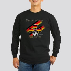 German Pride2 Long Sleeve Dark T-Shirt