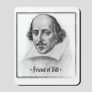 FriendBill Mousepad