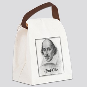 FriendBill Canvas Lunch Bag