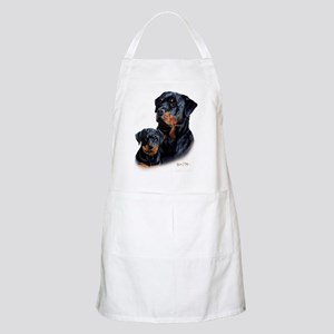 Rottweiler  Pup Apron
