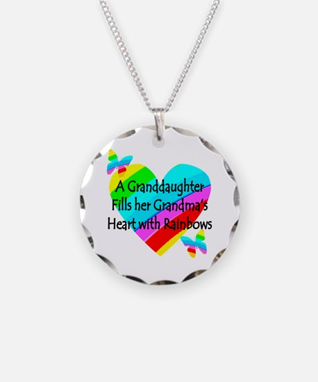 #1 GRANDDAUGHTER Necklace