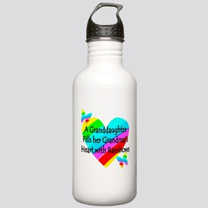 #1 GRANDDAUGHTER Stainless Water Bottle 1.0L