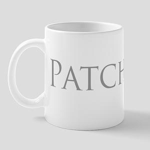 Patchs Angel design trans Mug
