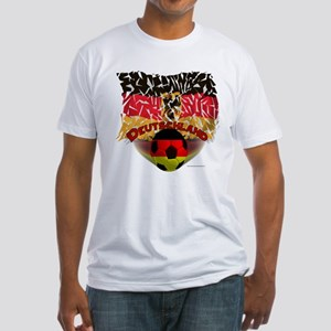 Germany Shatters Soccer T-Shirt