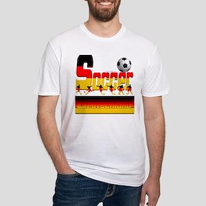 Bold Soccer German T-Shirt