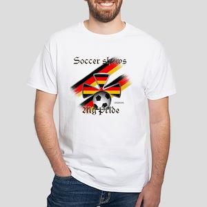 German Pride2 White T-Shirt