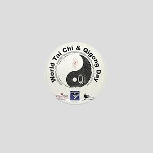 Back T-shirt 2011_2 Mini Button