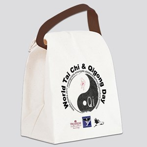 Back T-shirt 2011_2 Canvas Lunch Bag