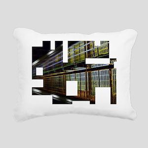 puzzleprison Rectangular Canvas Pillow