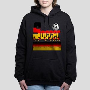 Bold Soccer German Hooded Sweatshirt