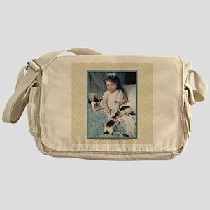 1 JAN MUNIER-TheMorningMeal Messenger Bag