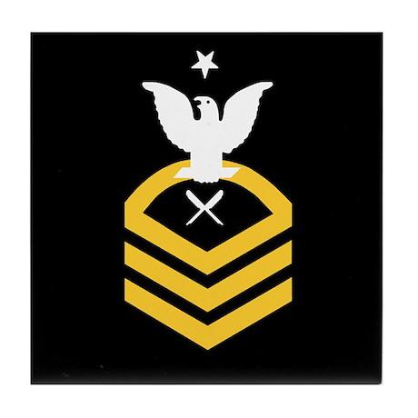 Senior Chief Yeoman<BR> Tile Coaster