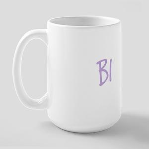ubiquitous_white2 Large Mug