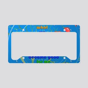 rectangle abate and enate License Plate Holder